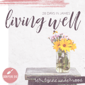 Living Well: 28 Days in James